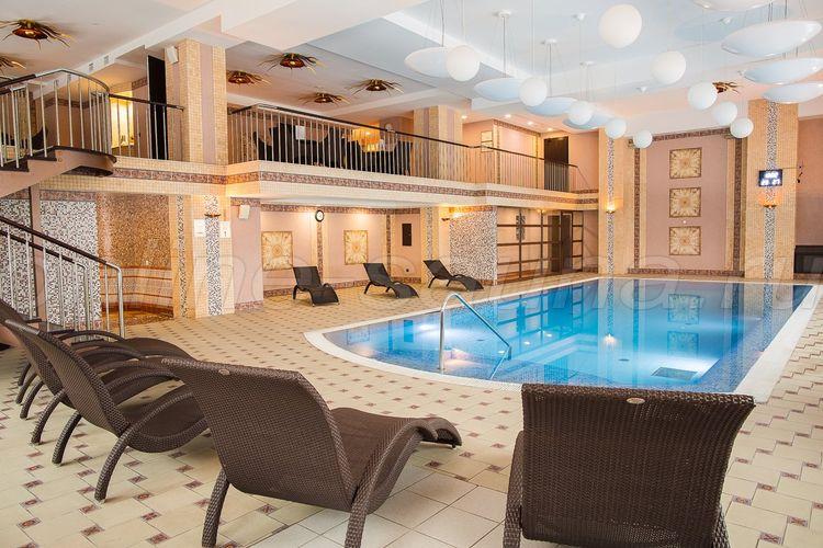 Sk Royal Hotel, гостиничный комплекс, spa-комплекс