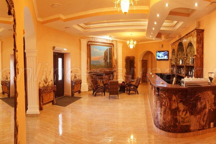 Сайран, гостиничный комплекс